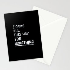All This Way Stationery Cards