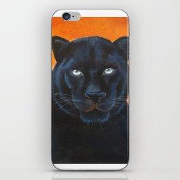Bagheera iPhone Skin