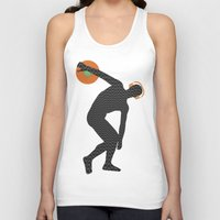 nicki Tank Tops featuring Vinylbolus by Sitchko Igor