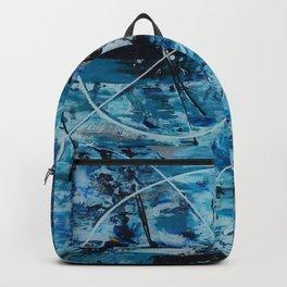 Sea motion Backpack