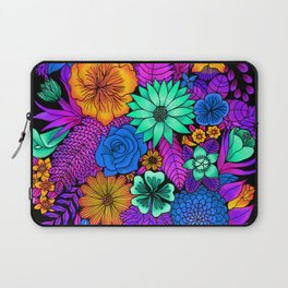 Flowers of the universe3 Laptop Sleeve