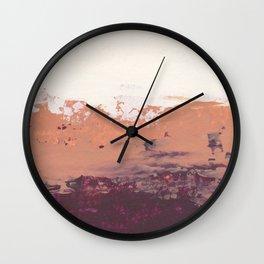 Desert Torte Wall Clock