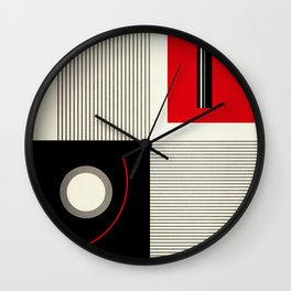 PJS/39 Wall Clock