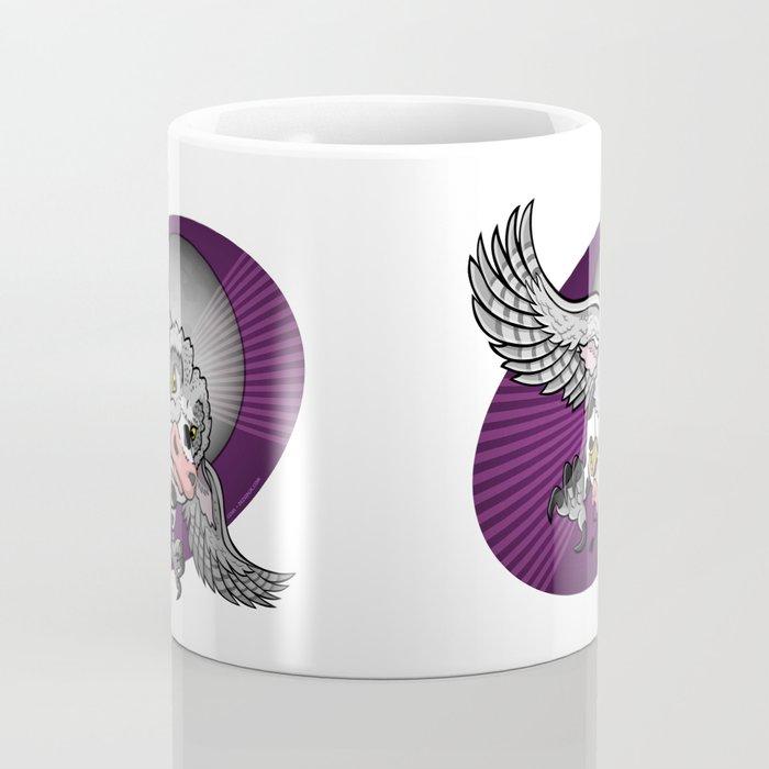 Mutant Zoo - Cowl Coffee Mug