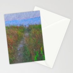 Path to the Sea Stationery Cards