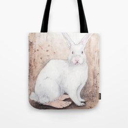 What If...?? Rabbits Had Feet. Tote Bag