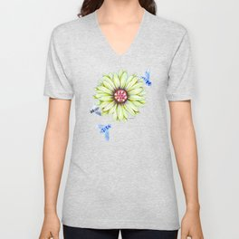 I'm an Early Bloomer Unisex V-Neck