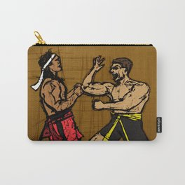 you fought with inspiration Carry-All Pouch