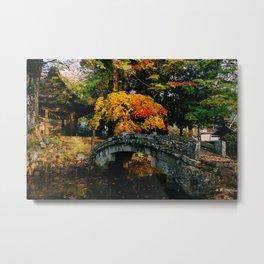 Takayama Colors Metal Print
