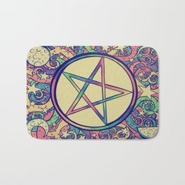 """""""Blessed Be""""   Bath Mat"""