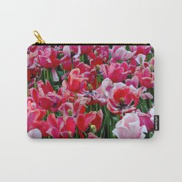 Tulips Together Carry-All Pouch