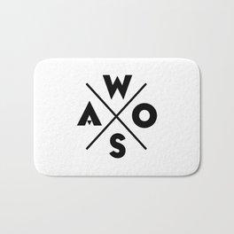 WOSA - World of Street Art Bath Mat