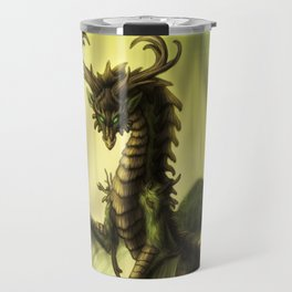 Forest Dragon Travel Mug