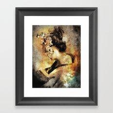 The Last Geisha Framed Art Print