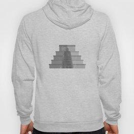 Mayan Step Pyramid Archaeology Anthropology Dig T-Shirt Hoody