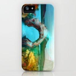 -changing seasons- iPhone Case
