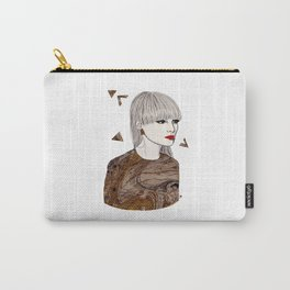 Sweater Weather Carry-All Pouch