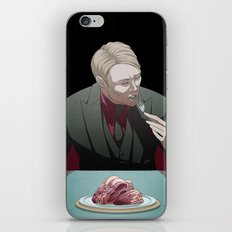 Remarkable Boy (Hannibal Lecter) iPhone & iPod Skin