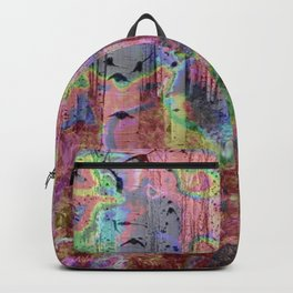 Trippy Forest 2 Backpack