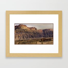 Home On The Range... John D Barrett Photography Framed Art Print