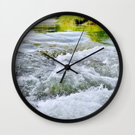 RAPiDS Wall Clock