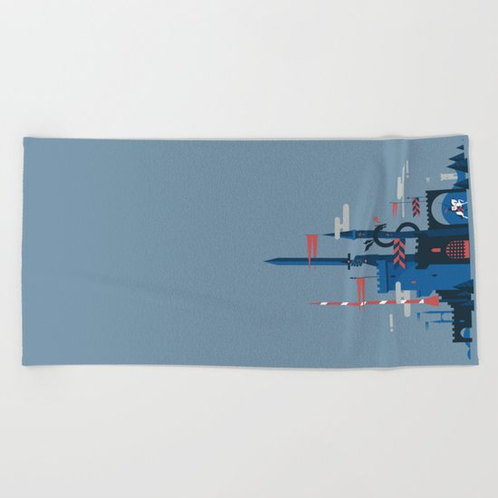 Myth & Legend Beach Towel