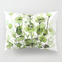 Floral Charm No.1I by Kathy Morton Stanion Pillow Sham