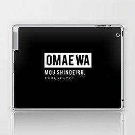Omae Laptop & iPad Skin