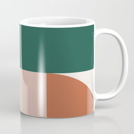Abstract Geometric 11 Coffee Mug