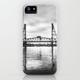 Portland, Oregon iPhone Case