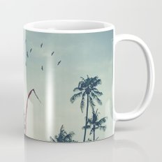 Coconut - Palms and Flags Mug
