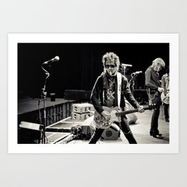 New York Dolls (Soundcheck) Art Print