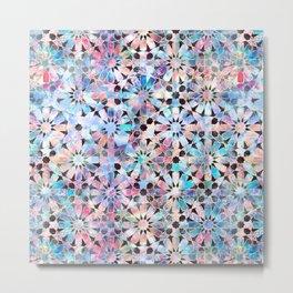 Hara Tiles Multi Metal Print