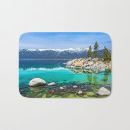 Beauty of Mother Nature |IxI| Bath Mat