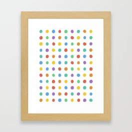 Hirst Framed Art Print