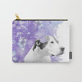 Sugarplum Pitbull Carry-All Pouch