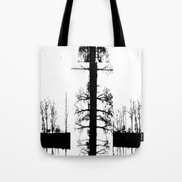Trees in Transition Tote Bag