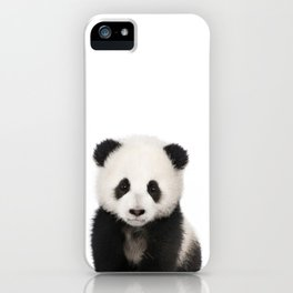 Panda Cub iPhone Case