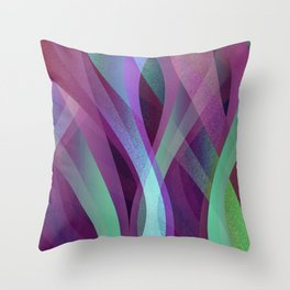 Abstract background G134 Throw Pillow