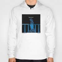 skyfall Hoodies featuring No277-007-2 My Skyfall minimal movie poster by Chungkong