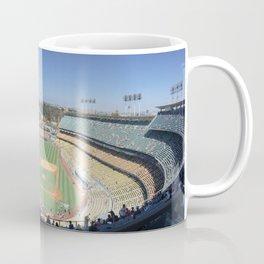 Dodgers Stadium Coffee Mug