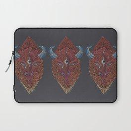 Bison Totem Laptop Sleeve