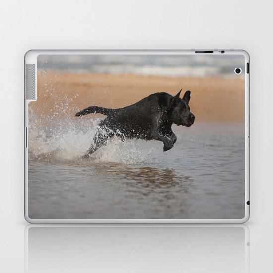 Running Free Laptop & iPad Skin