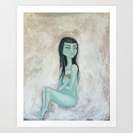 Lone Art Print