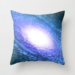 Supernova Throw Pillow