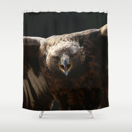 Just try me Shower Curtain