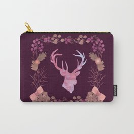 Watercolors In The Wilderness Carry-All Pouch