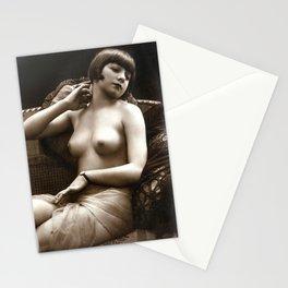 Erotique La Femme Vintage Nude Art Beauty No. 68 Stationery Cards
