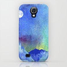 Northern Lights Galaxy S4 Slim Case