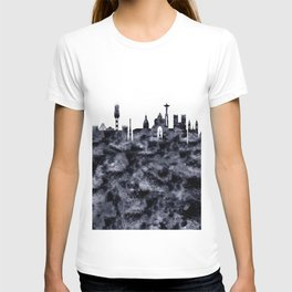 Lisbon Skyline Portugal T-shirt